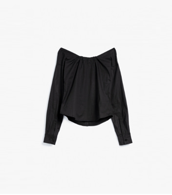 Freya Blouse in Black